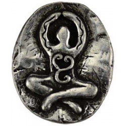 Goddess Pocket Stone