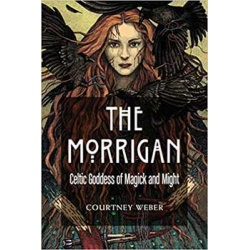 Morgan Celtic Goddess Of Magick & Might By Courtney Weber
