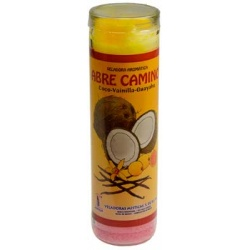 Road Opener (Abre Camino) Aromatic Jar Candle