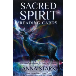 Sacred Spirit Reading Cards By Anna Stark