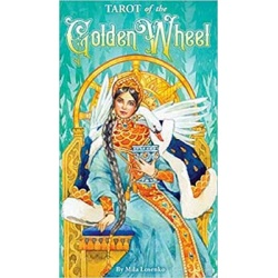 Tarot Of The Golden Wheel By Mila Losenko