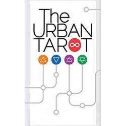 Urban Tarot By Robin Scott