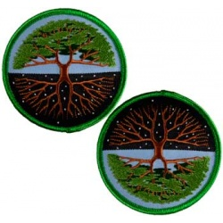 Tree Of Life Iron-On Patch 3\