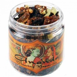 2.4oz Jar Ananda Resin Incense