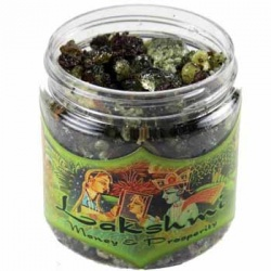 2.4oz Jar Lakshmi Resin Incense
