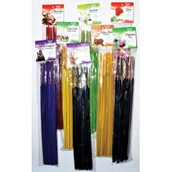 Indian Musk Aura Incense Stick 20 Pack