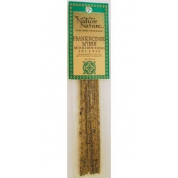 Frankincense/Myrrh Bethlehem Blend Nature Nature Stick 10 Pack