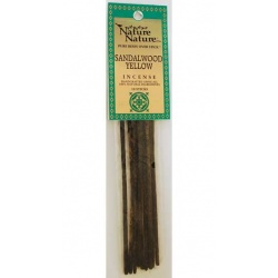 Yellow Sandalwood Nature Nature Stick 10 Pack