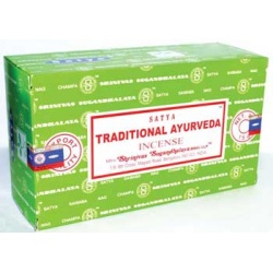 Traditional Ayurveda Satya Incense Stick 15 Gm