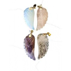 Angel Wing Asst (Pack Of 4)
