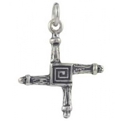 Bridget\'s Cross Sterling Silver