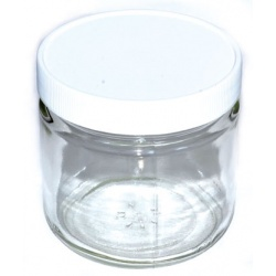 Clear Glass Jar 12 Oz