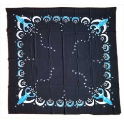 Goddess Altar Cloth Or Scarve 36\