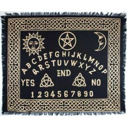 Ouija-Board Altar Cloth 24\