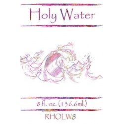 8oz Holy Water