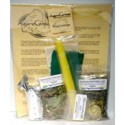 New Beginnings Ritual Kit