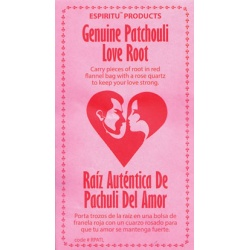 Patchouli Love Root Envolope