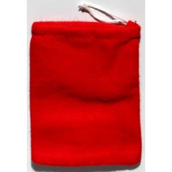 Red Cotton Bag 3\