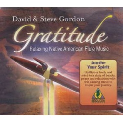 CD: Gratitude By David & Steve Gordon
