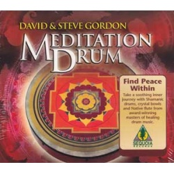 CD: Meditation Drum By David & Steve Gordon