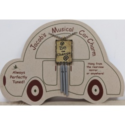 Jacob's Musical Car Charm - Dream Big