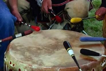 Native American Drum Circle
